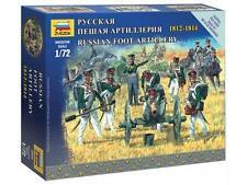 Zvezda - Russian foot artillery 1812-1814 - 1:72