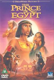 The Prince Of Egypt [DVD] BRAND NEW SEALED FREEPOST