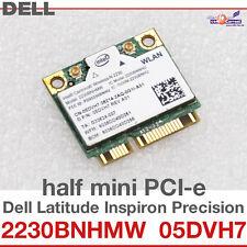Wi-Fi WLAN WIRELESS CARD NETZWERKKARTE FÜR DELL MINI PCI-E 05DVH7 2230BNHMW D06