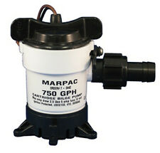 Marpac 750 GPH Bilge Pump with Removable Power Head