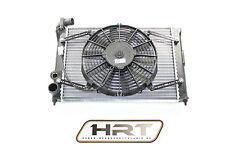Corrado g60 1,8l PG ACQUA RADIATORE + SPAL ad alte prestazioni Ventilatore NUOVO!