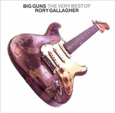 The Big Guns: The Very Best of Rory Gallagher [Slipcase] by Rory Gallagher (CD,