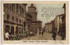 Ferrara - Piazza Commercio