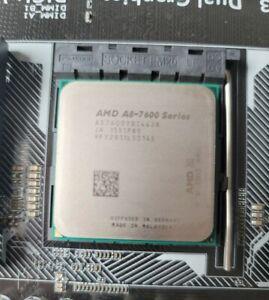 AMD A8-7600 AD7600YBI44JA 3.1GHz Socket FM2+ CPU APU Processor
