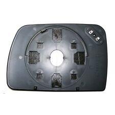 Bmw X5 E53 2000-2007 Piastra specchietto termica con vetro asferico dx