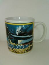 Collectible Coffee Mug Ripley's Aquarium Gatlinburg TN Smokies Travel Souvenir