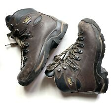 ASOLO Lady's Size 7 US UK 6.5 Gore-Tex Leather Hiking Trail Boots TPS 520 GV