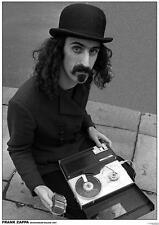 """FRANK ZAPPA POSTER """"BUCKINGHAM PALACE LONDON 1967"""""""
