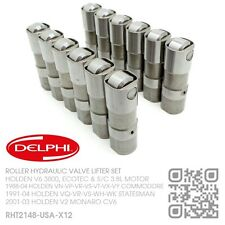 DELPHI ROLLER VALVE LIFTER SET ECOTEC 3.8L V6 MOTOR HOLDEN VS-VT-VX-VY COMMODORE
