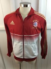 Adidas 2011 FC Bayern Munchen MIA SAN MIA Soccer Full Zip Track Jacket Adult L