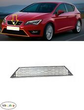 FOR SEAT LEON FR 5F 2012 - 2017 FRONT BUMPER CENTER LOWER GRILL GRILLE
