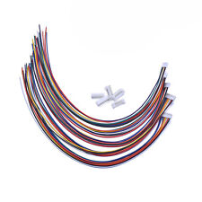 5pcs Micro JST 2.0 PH 8-Pin Connector plug with Wires Cables 300mm Male & Female
