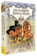 Jean De Florette/Manon Des Sources [DVD]