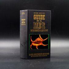 Guide de la mer mystérieuse Tchou 1977