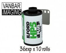 HP5+  400 36 exp  (10 rolls)