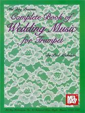 Completo Libro De Boda De Música Para Trompeta