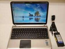 "New listing Hp Pavilion dv6-7010us 15.6"" Laptop Amd A8 Quad Core 6Gb 750Gb Win-10 Dvd Cam Bt"