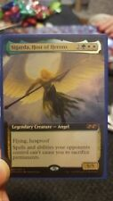 FOIL SIGARDA, HOST OF HERONS Ultimate Masters: Box Topper Magic MTG MINT CARD