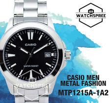 Casio Classic Series Men's Analog Watch MTP1215A-1A2