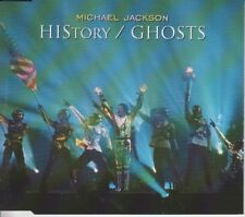Michael Jackson 7 track cd single History / Ghosts 1997