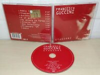 FRANCESCO GUCCINI - STAGIONI - CD