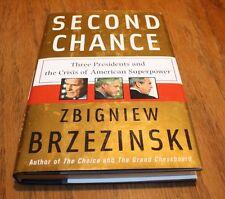 Second Chance Zbigniew Brzezinski