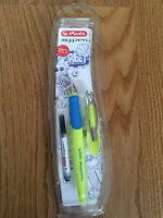 NEU Füllhalter my.Pen Herlitz  Rechtshänder Lemon/Blau Nr.10999779 NEU