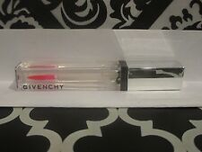 GIVENCHY ~ GLOSS REVELATEUR LIPGLOSS ~ CLEAR ~ 6 ML UNBOXED