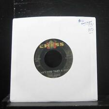 """The Gems - I Can't Help Myself / Can't You Take A Hint 7"""" VG- 1908 Vinyl 45 1964"""
