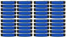 40 PCS 24V LED BLUE SIDE PARKING MARKERS CLEARANCE LIGHTS CHASSIS LORRY TRUCK