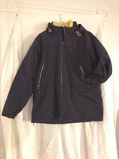 Lands End  mens navy blue 2in1 coat jacket  mens XL