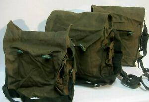 3 NVA Taschen DDR Retro Volkspolizei NVA -Ausrüstung  FDJ MfS GST SED Polizei