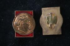 Bulgaria Bulgarian Georgi Dimitrov Communist Party Leader Philosopher Badge Pin