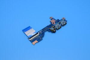 HP Pavilion 14-CE Power Button USB & Audio Board w/ Cable ( DA0G7ATB6E1