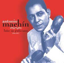 ANTONIO MACHIN-GRABACIONES VOLS 1 Y 2  1941-1947-3CD