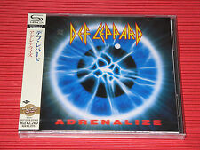DEF LEPPARD Adrenalize   JAPAN SHM CD