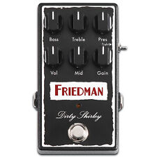 Friedman Amps DIRTY SHIRLEY Overdrive - Authentic British Overdrive Tones Mint