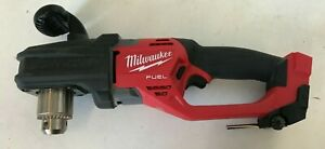 """Milwaukee 2807-20 Hole Hawg 18V Cordless 1/2"""" Right Angle Drill-Bare Tool GR"""