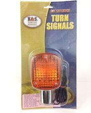 1 K&S 25-1076 Honda Rear Turn Signal Flasher Blinker CMX 250 450 CB CX 1000 NEW