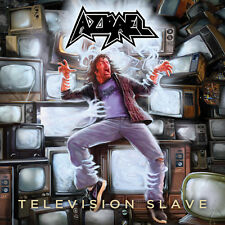 AZRAEL - Television Slave (NEW*US 80's POWER/SPEED/THRASH METAL*OVERKILL)