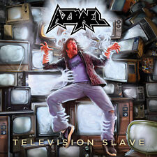 Azrael-Television slave (NEW * us 80's power/speed/thrash metal * Overkill)