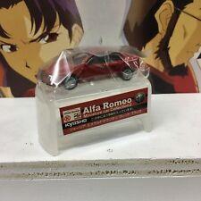 Kyosho Miniature car collection 2 Alfa Romeo 159 1/100