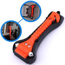 Car Van Escape Glass Window Breaker Emergency Hammer Holder Seat Belt Cutter