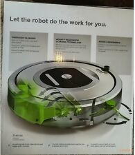 iRobot Roomba 780 Vacuum Cleaning Robot - Brand New