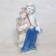 Lladro Figurine 7686 Mib Pals Forever
