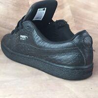 PUMA Basket Classic Leather Black 363075 02 - FHKEC/FVNEC Sz 10