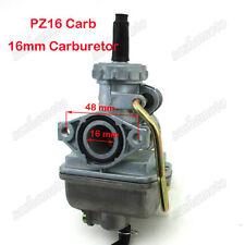 16mm Carburetor Carb For ATV Kazuma Meerkat 50cc Falcon 90cc Viper 110cc Redcat