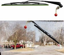 Manual Hand Operated Windshield Wiper for Can Am Kawasaki Golf Cart Polaris RZR