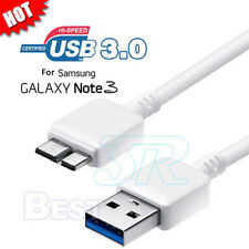 USB 3.0 Data Sync Cord For Samsung Galaxy Note 3 Charger Cable S5 4G N9000 N9005