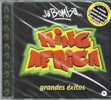 King Africa   Grandes Exitos   Contiene El Hit   La Bomba BRAND  NEW SEALED CD